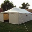Medical Army Tent