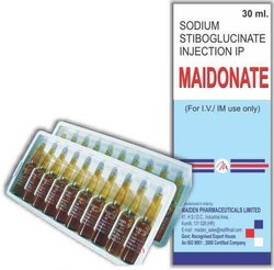 Sodium Stibogluconate Injection