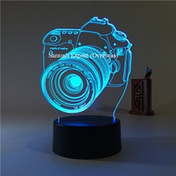 Acrylic Memento with Light Effect