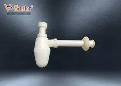 Pedestal PLASTIC BOTTLE TRAP, Size: 15 Mm, Size/Dimensions: 15MM