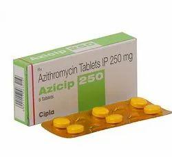 250 mg Azicip Tablets IP