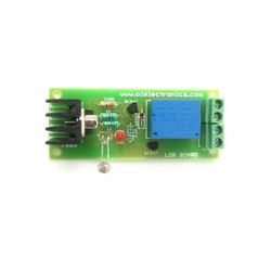 Automatic Dawn To Dusk Sensor Board