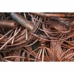Copper Wire Scrap, Packaging Type: Loose
