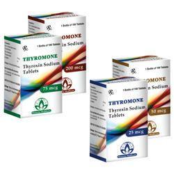 Thyroxin Sodium Tablets 25mcg/50mcg/75mcg/ 200mcg