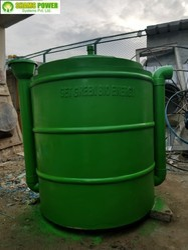 1.5 CMD Biogas Plant