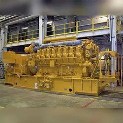 Caterpillar make 2500 kVA DG set