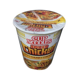 Spicy Chunky Chicken Cup Noodle
