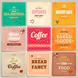 Bakery And Confectionery Product Labels