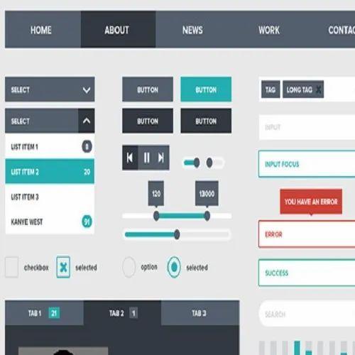 GUI Designing, Website Design in Narhe, Pune, Yalmar Infotech