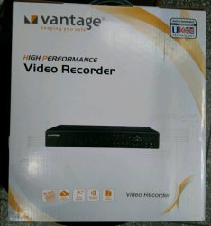 Video Recorder Vantage