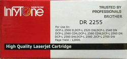 BROTHER DR 2255 (DR 2255) Compatible Black Toner Cartridge for Brother Printers