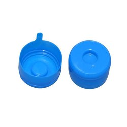 Blue Plastic 20 lt Water Bottle Screw Cap
