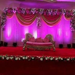 Flowers decoration wedding stage at rs 15000 unit wedding stage decorative wedding stage junglespirit Choice Image