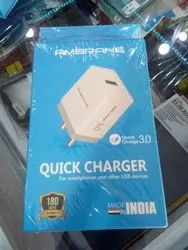 Ambrane Quick Charger