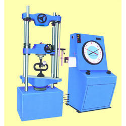 Acme温和钢实验室万能试验机