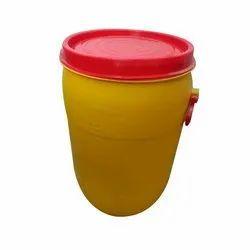 50 L HDPE Open Top Drum