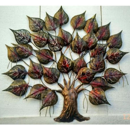 Metal Tree Wall Decor at Rs 6000 /piece | Metal Wall Hanging | ID ...
