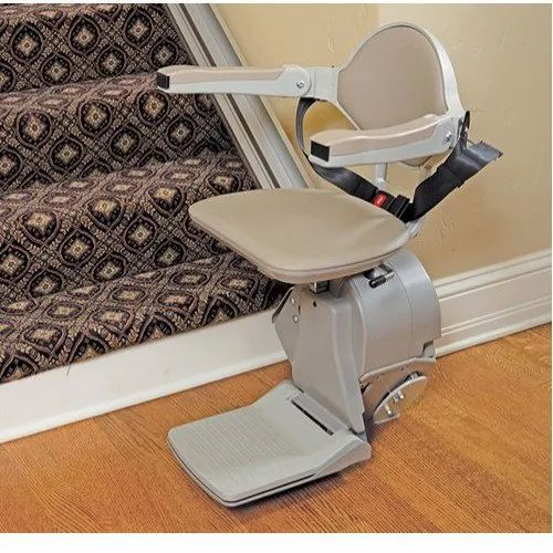 Overhead Curved Elegant Stair Lift