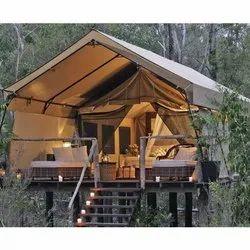 PVC Safari Tent