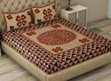 Barmeri Cotton Double Bedsheet