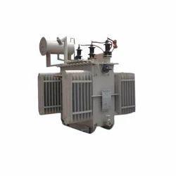 Three Phase 100KVA Electrical Power Transformer