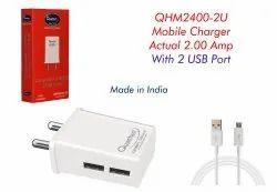 Quantum QHM2400-2U Mobile Charger