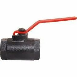 C.I Ball Valve Screwed End