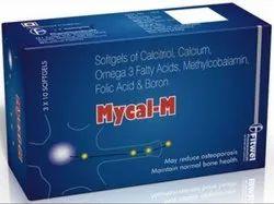 Mycal M Softgel Capsules