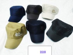 Trendy Looks Skull Caps And Hats, Code 228
