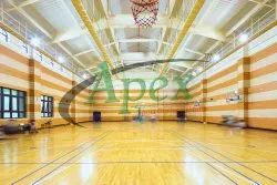 Indoor Basket Ball Court Flooring