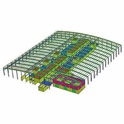 Industrial Structural Designing Services