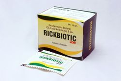 Rickbiotic- Pre & Pro Biotic Sachets