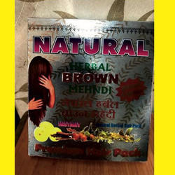 Natural Herbal Brown Mehndi