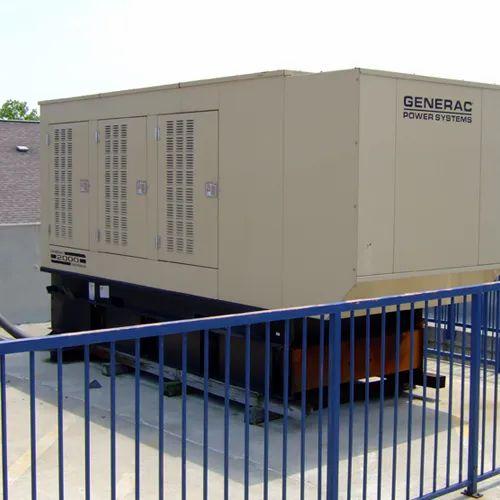 Generac 7500watts Backup Diesel Generator | ID: 4236417262