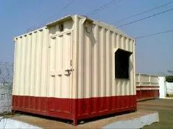 MS Portable Security Cabins
