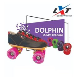 Dolphin Quad Skate Package for Outdoor Semi Racing