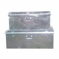 Galvanized Trunks or Galvanized Metal Box