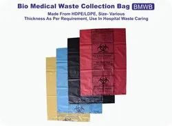 KSHAMA Recyclable Bio Medical Waste Collecting Bag, For Hospital, For Watse Collection