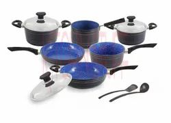 Cookware Set- 11 Pcs. Mira Bella