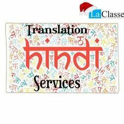 Hindi Translation Service provider