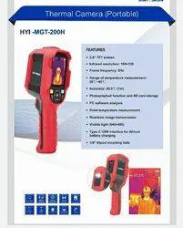 Thermal Imaging Camera And Temperature Sensor