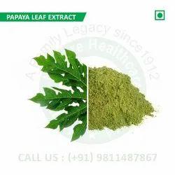 Papaya Leaf Extract (Carica Papaya, Papita, Mamaerie,Chirbhita, Erandachirbhita, Erand Karkati)