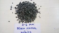Black Granite Aggregate Crushed Chips for Vase Filler