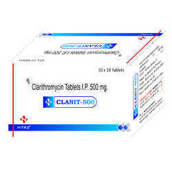 Calrithromycin Tablets I.P