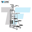 Weight Assisted Chin Up Gym Machine