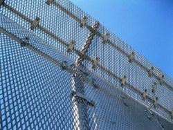 Expanded Security Wire Mesh
