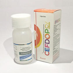 Suave Cefdop-CV Dry Syrup
