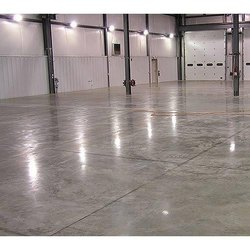 5000 Concrete Trimix Flooring Services Vdf flooring, in Pan India, 10 Years