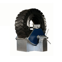 Section Tyre Repair Machine Truck