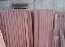 Red Karoli stone door frame, Grade Of Material: Premium Quality